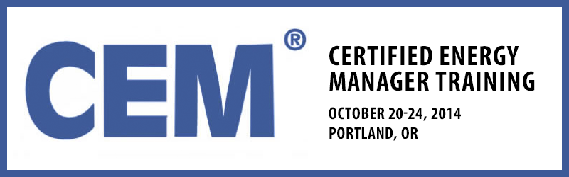 energy cem certified manager aee training fall engineers association