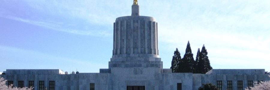 OR State Capital